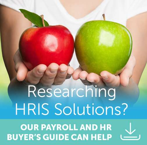 Researching HRIS Solutions? Our Payroll and HR Buyer's Guide Can Help